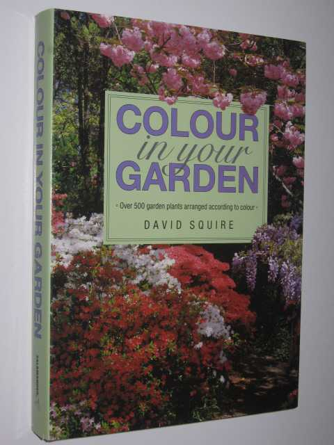 Image for Colour In Your Garden