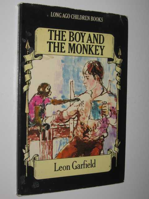 Image for The Boy And The Monkey