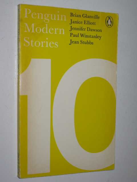 Image for Penguin Modern Stories 10