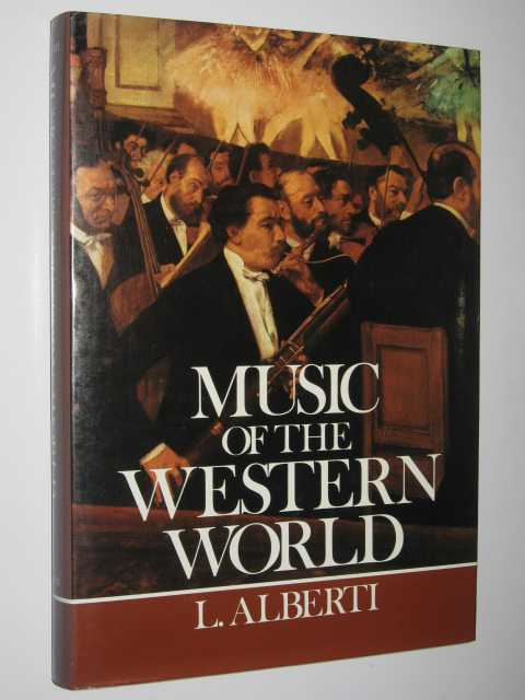 Image for Music of the Western World