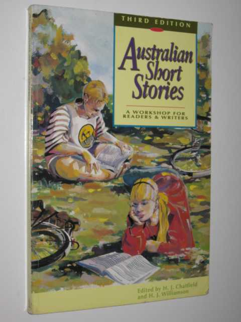 Image for Australian Short Stories : a Workshop for Readers and Writers