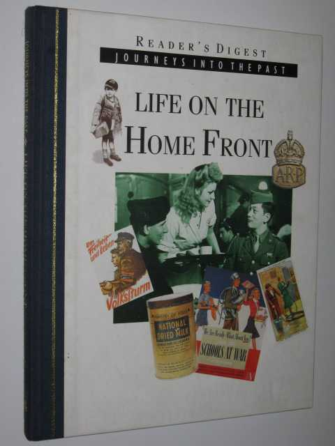 Image for Life on the Home Front - Journeys into the Past Series