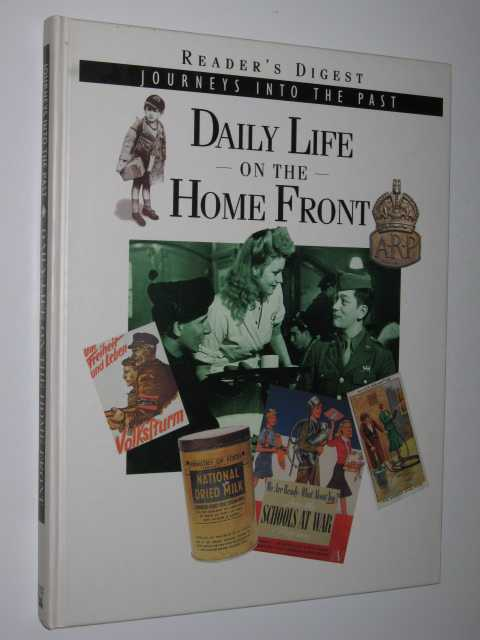 Image for Daily Life on the Home Front - Journeys into the Past Series