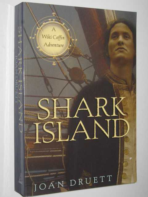 Image for Shark Island : A Wiki Coffin Adventure