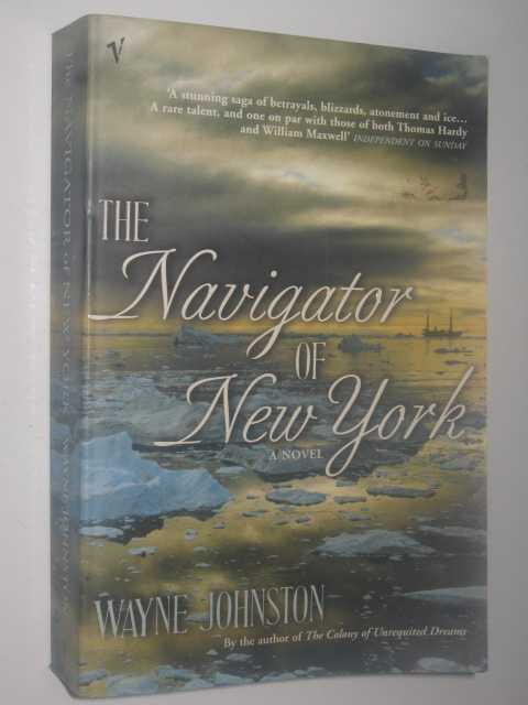 Image for The Navigator of New York