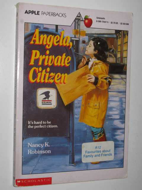 Image for Angela, Private Citizan