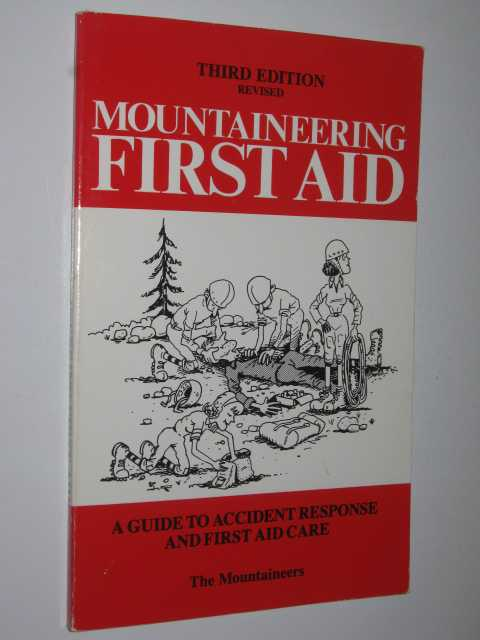 Image for Mountaineering First Aid