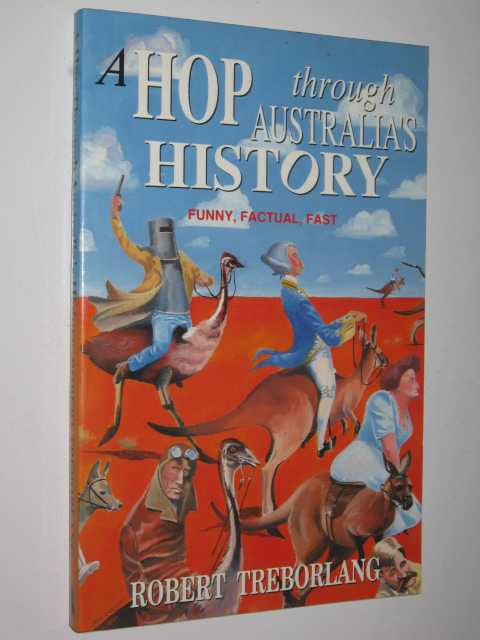 Image for A Hop Through Australia's History
