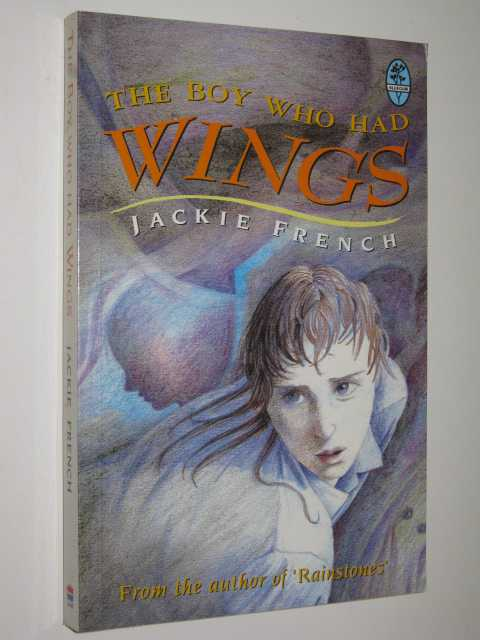Image for The Boy Who Had Wings