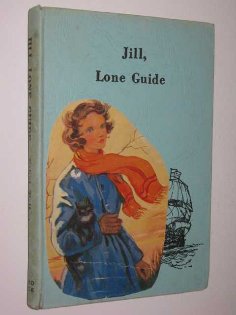 Image for Jill, Lone Guide