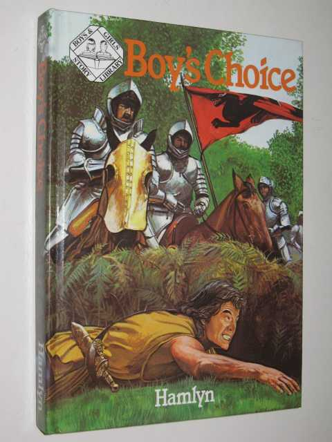 Image for Boy's Choice : A Collection of Stories