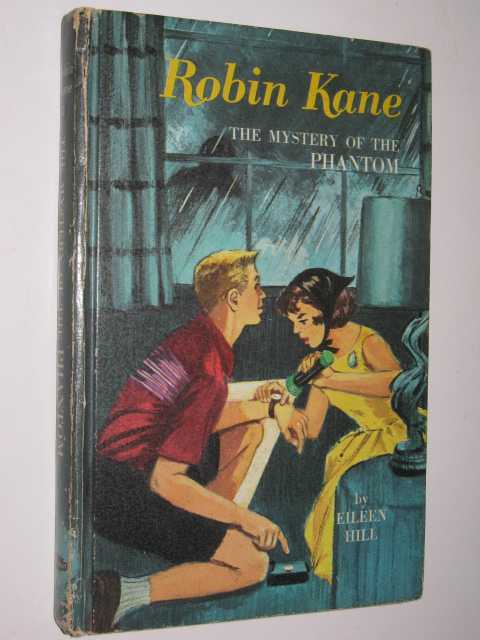 Image for Robin Kane: The Mystery of the Phantom