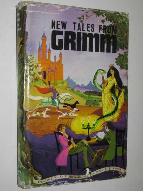 Image for New Tales from Grimm