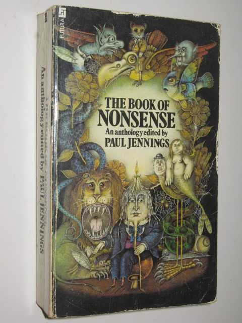 Image for The Book of Nonsense