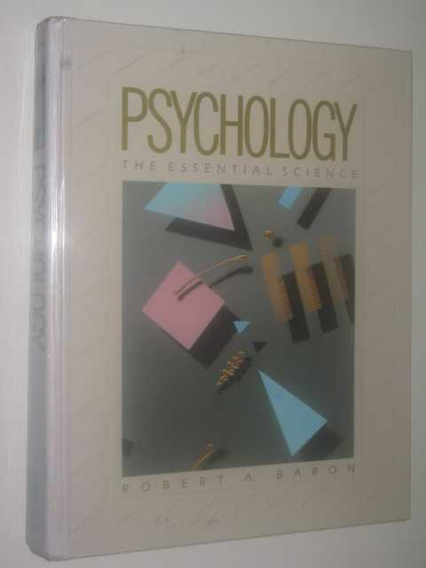 Image for Psychology The Essential Science