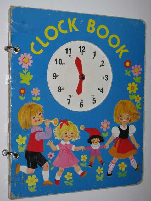 Image for Clock Book