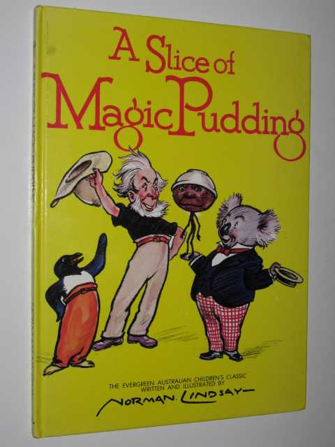 Image for A Slice Of Magic Pudding