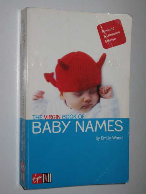 Image for The Virgin Book Of Baby Names