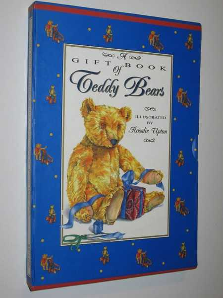 Image for A Gift Book of Teddy Bears