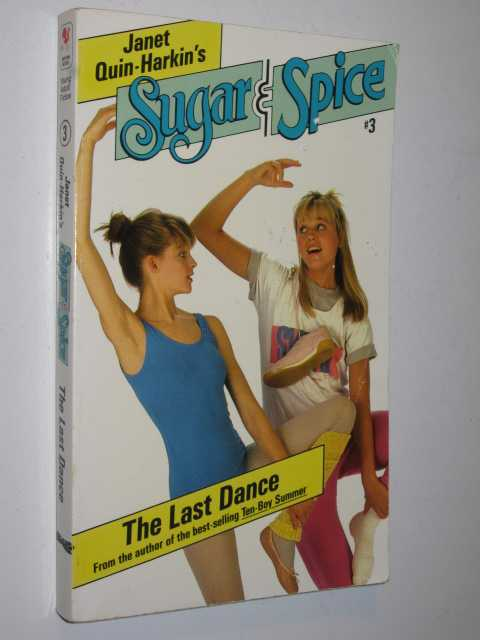 Image for The Last Dance - Sugar & Spice Series #3