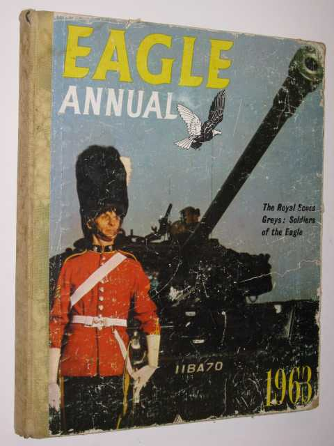 Image for Eagle Annual Number Twelve (12) 1963
