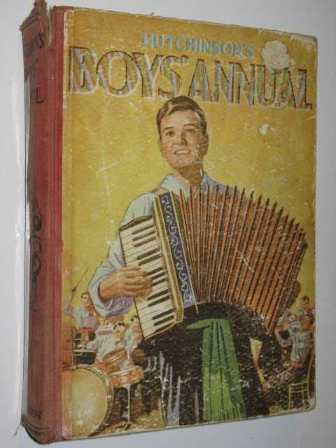 Image for Hutchinson's Boy's Annual