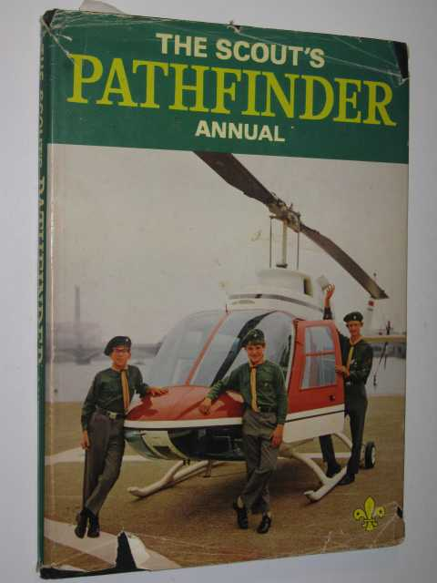 Image for The Scout's Pathfinder Annual for 1970