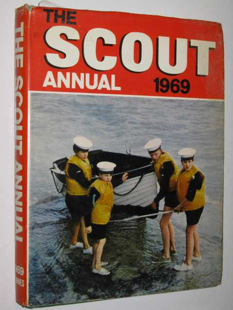 Image for The Scout Annual 1969