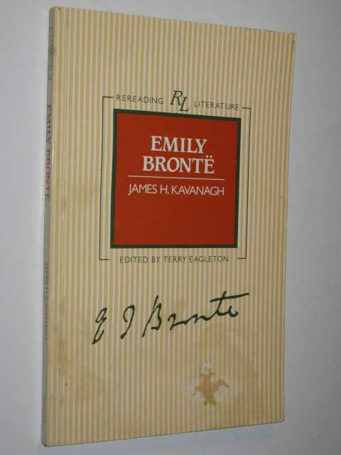 Image for Emily Bronte - Rereading Literature Series
