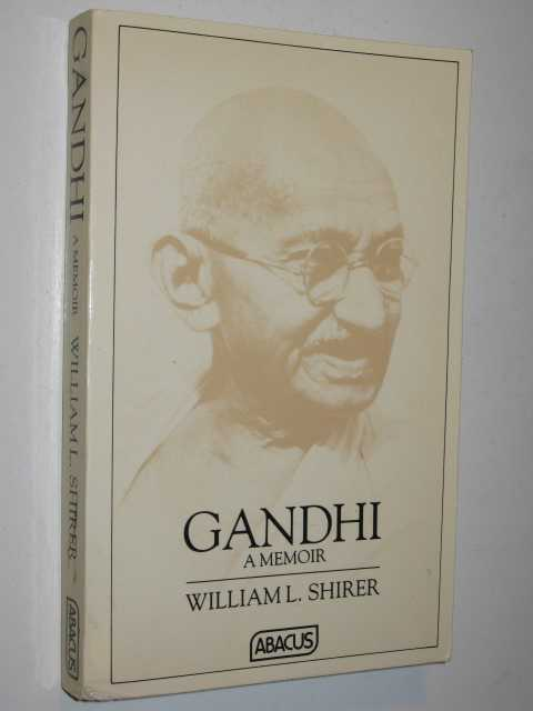 Image for Gandhi : A Memoir