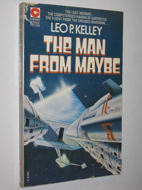 Image for The Man from Maybe