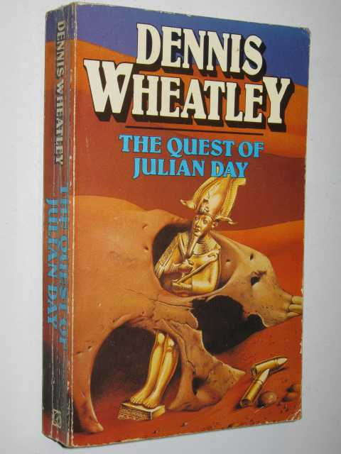 Image for The Quest of Julian Day - Julian Day Series #1