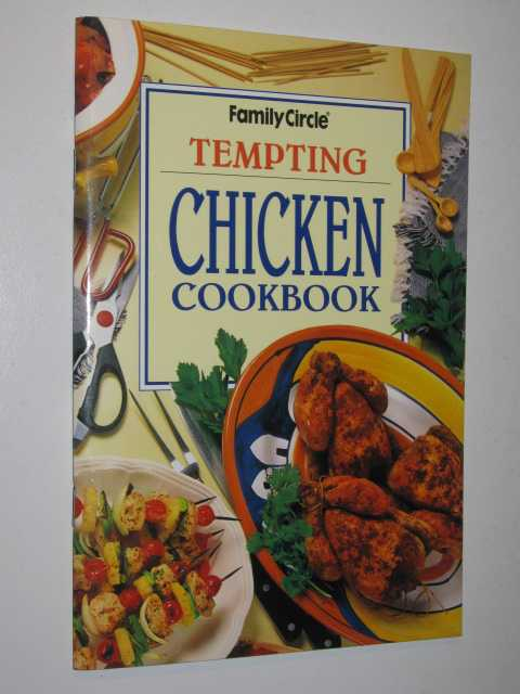 Image for Tempting Chicken Cookbook