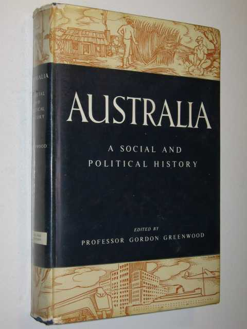 Image for Australia : A Social and Political History