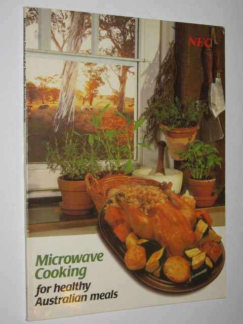 Image for Microwave Cooking For Healthy Australian Meals