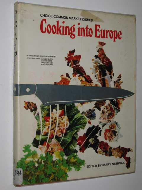 Image for Cooking In Europe
