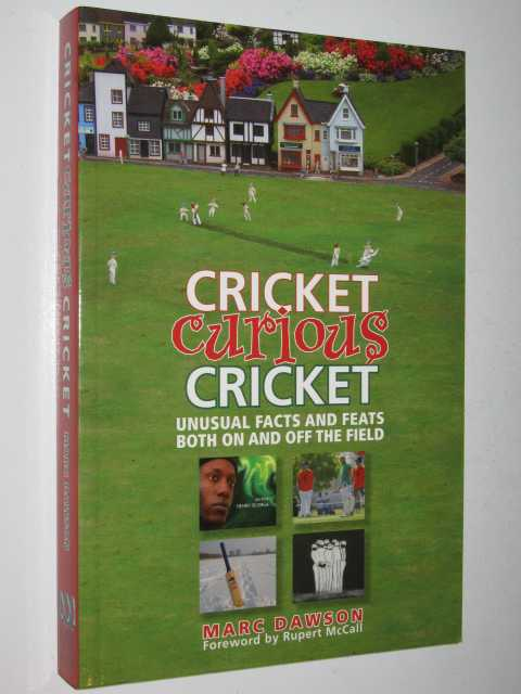 Image for Cricket, Curious Cricket