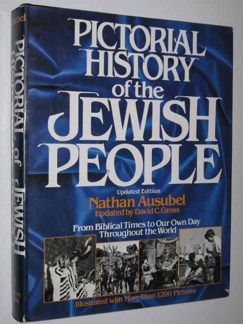 Image for Pictorial History of the Jewish People