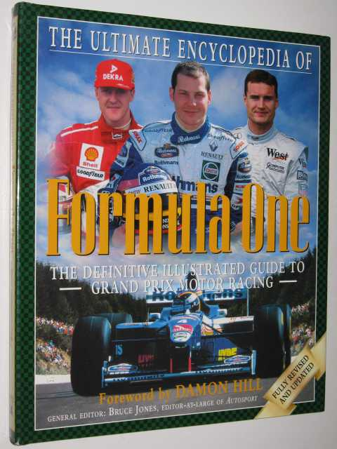 Image for The Ultimate Encyclopedia of Formula One