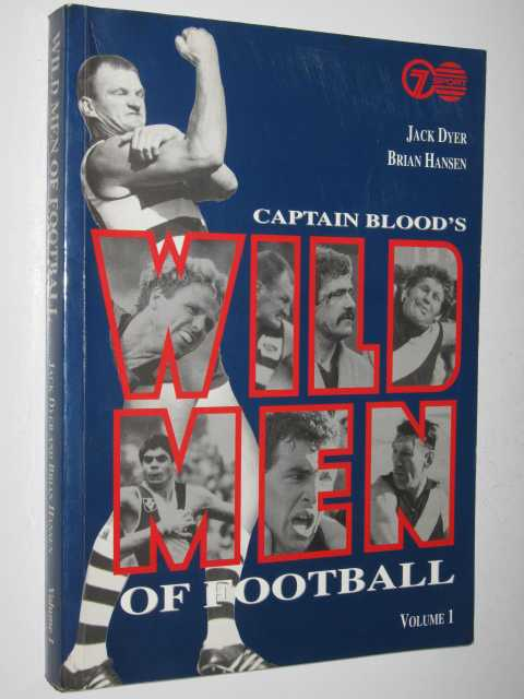 Image for Captain Blood's Wild Men of Football Volume 1