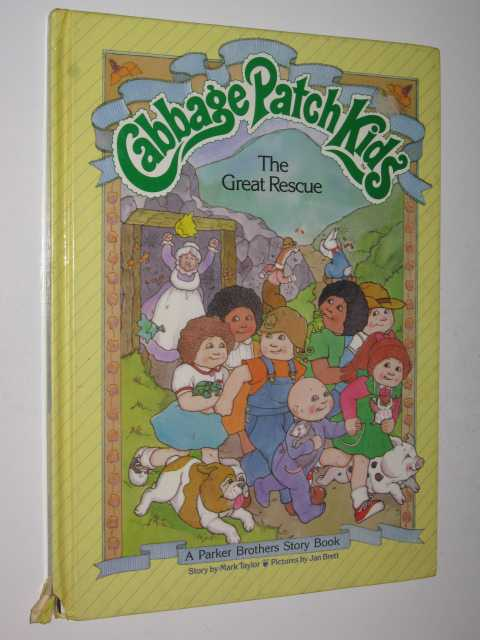 Image for Cabbage Patch Kids : The Great Rescue