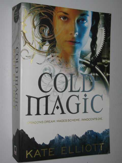 Image for Cold Magic - Spirit Walker Series #1