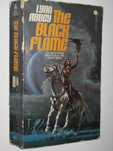 Image for The Black Flame