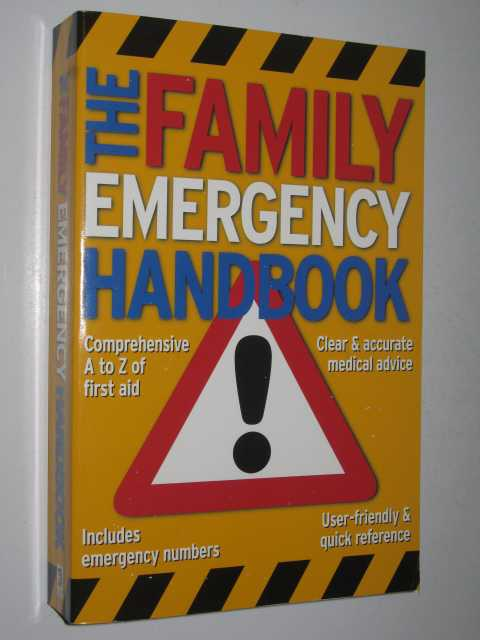 Image for The Family Emergency Handbook