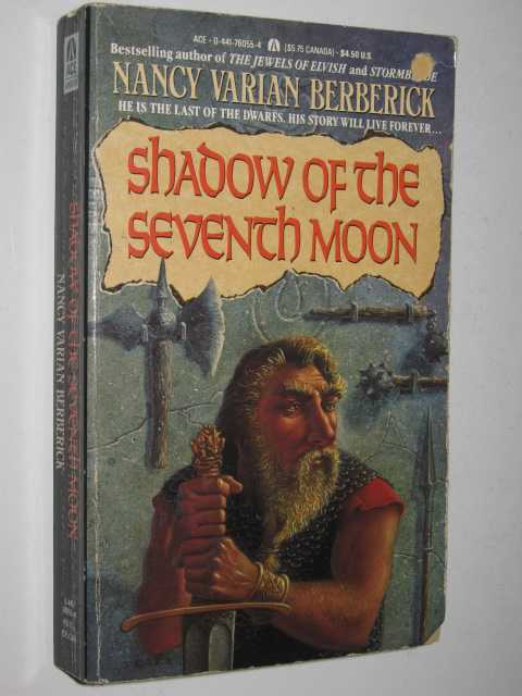 Image for Shadow of the Seventh Moon