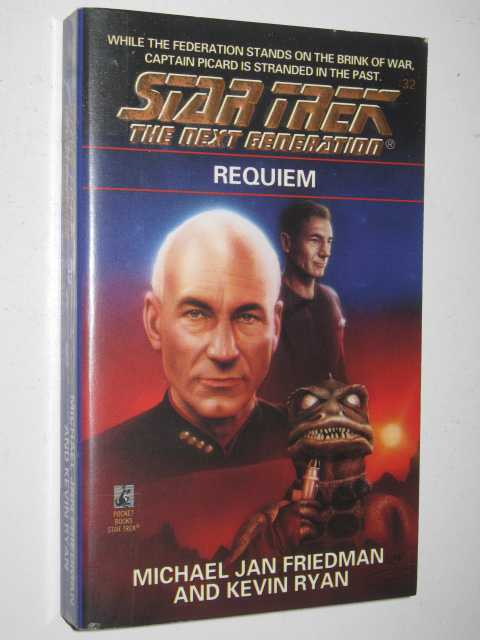 Image for Requiem - STAR TREK: The Next Generation Series #32