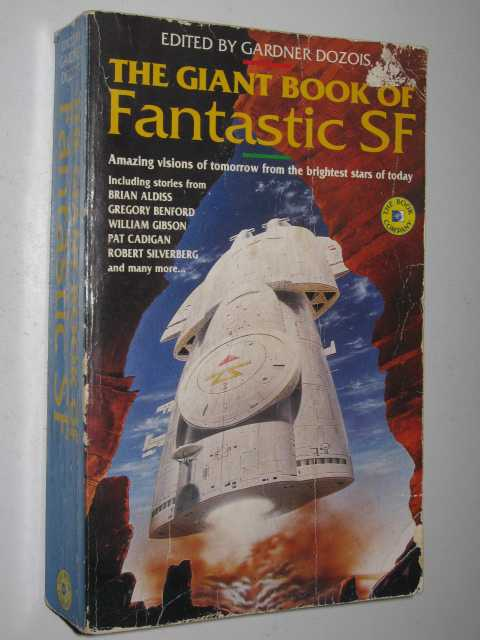 Image for The Giant Book of Fantastic SF
