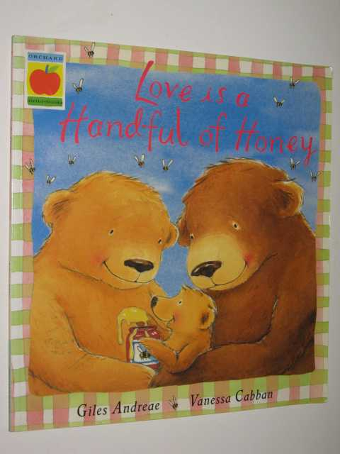 Image for Love Is A Handful Of Honey