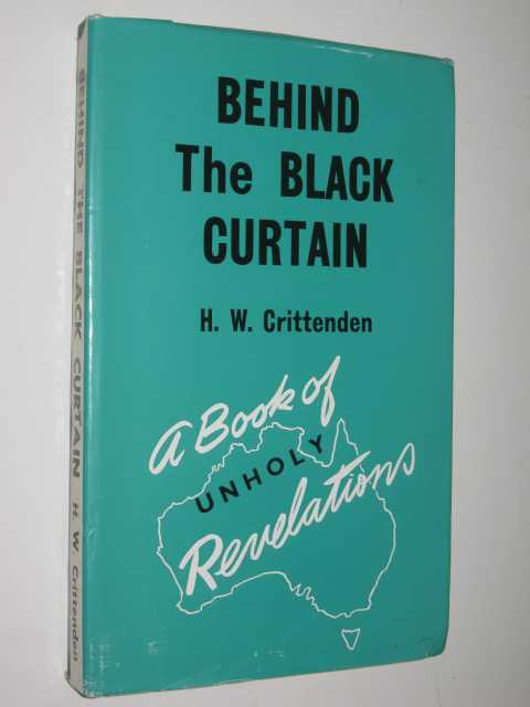 Image for Behind the Black Curtain