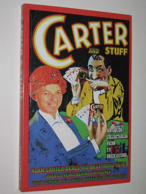 Image for Carter and Stuff : Alan Carter Deals His Best Hand Yet